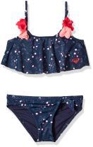 Roxy Girls' Little Star Boho Flutter Swimsuit Set