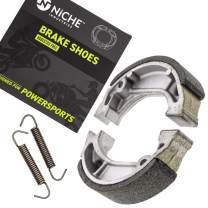 NICHE Brake Shoe for Honda XR100R XR80R Elite 80 06430-GN1-731 Front/Rear