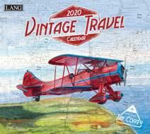 Lang Vintage Travel 2020 Wall Calendar (20991001988)