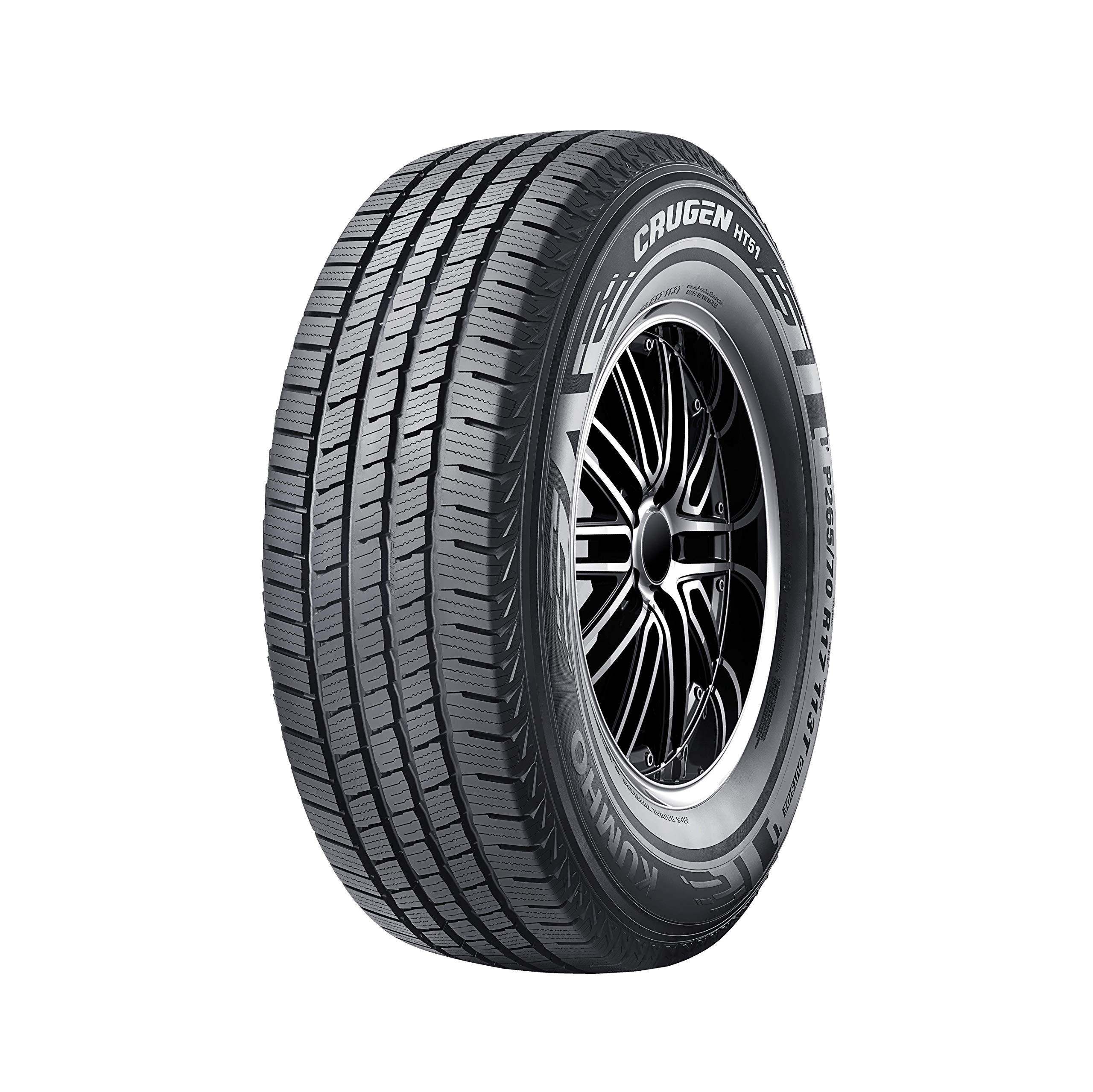 Kumho Crugen HT51 All-Season Tire - 265/50R20 111T