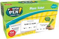 Teacher Created Resources Power Pen Learning Cards: Place Value (6464)