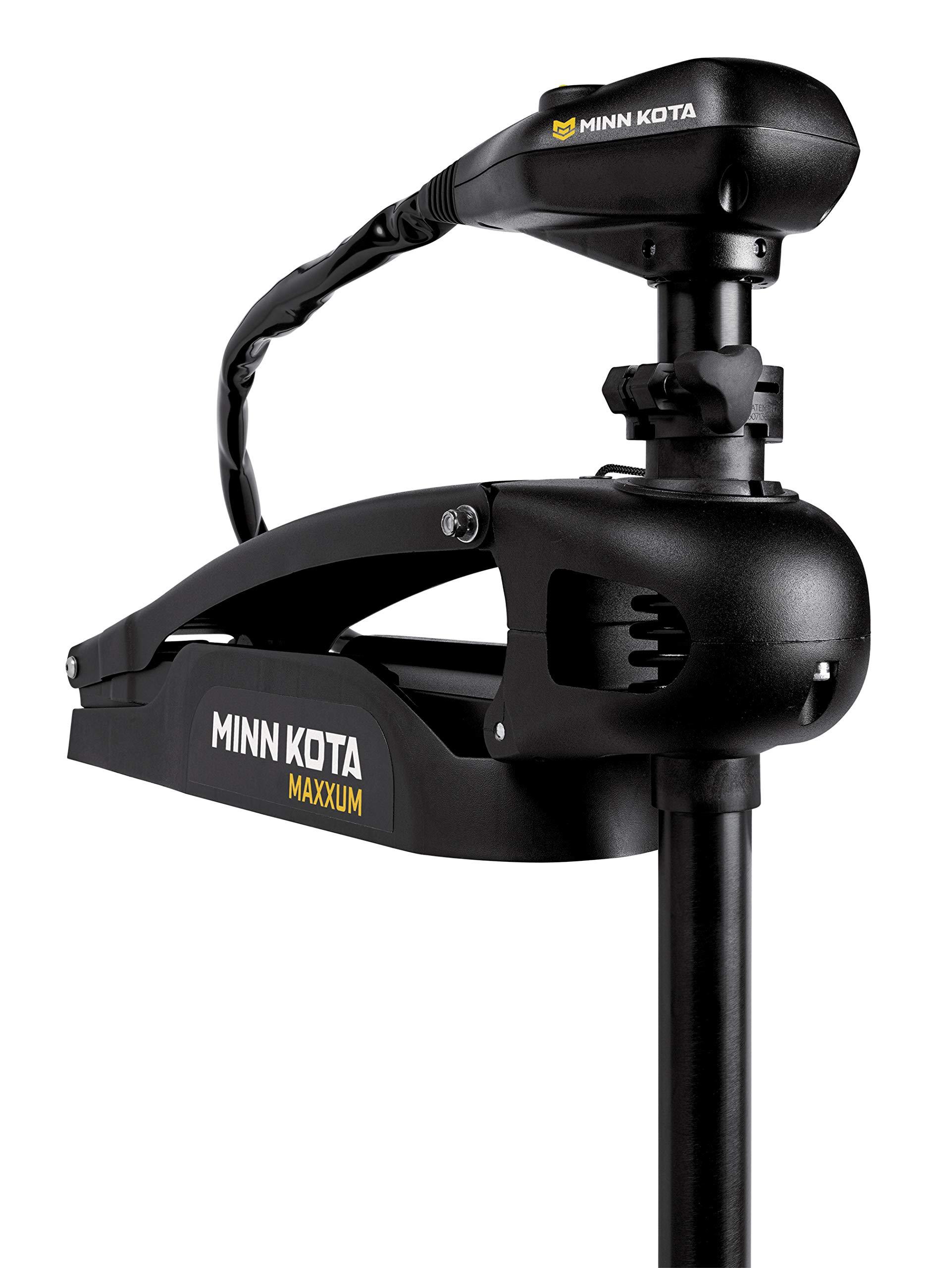 Minn Kota Maxxum Bowmount Trolling Motor with Hand/Foot Control