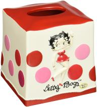 Popular Bath Hello Betty Tissue Box