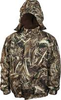 Drake LST Youth Eqwader 3 in 1 Plus 2 Wader Waterfowl Jacket, Realtree Max-5, Size 16