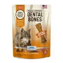 Nylabone Primal Instinct Dog Dental Chews, Chicken