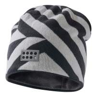 LEGO Wear Kids' Striped Fleece-Lined Snow Beanie