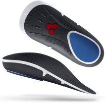 Protalus M75 Max Series– Patented Stress Relief Add-On Premium Shoe Inserts, Increase Comfort, Anti Fatigue, Alignment Improving Shoe Insoles - for Women Size 9.5-10