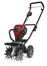 Snapper XD 82V MAX Cordless Electric Cultivator with 10-Inch Tilling Width, Battery and Charger Not Included