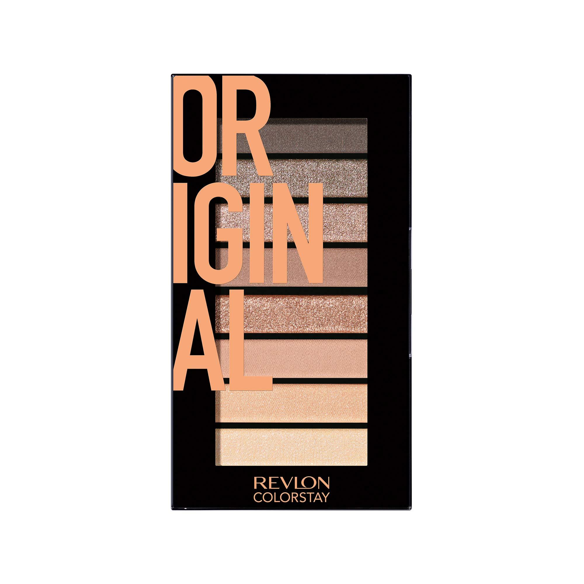 Revlon Colorstay Looks Book Eyeshadow Palette, Original, 3.4 Ounce