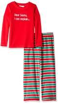Karen Neuburger Women's Drink Up Grinches Family Matching Christmas Holiday Pajama Sets PJ