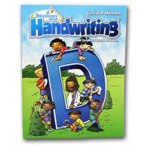 A Reason For Cursive Handwriting Workbook Level D, Grade 4 - Kids Writing Practice Books for 4th Graders & Beginners - Penmanship Workbooks for Homeschooling & Practicing - Book for Scripture Memory