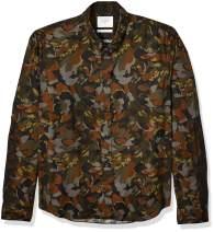 Billy Reid Men's Standard Fit Button Down Taylor Shirt