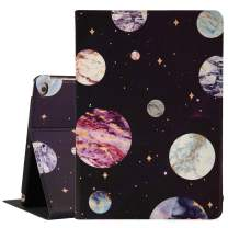 Marble iPad 9.7 Case,Stars Galaxy Folio Stand Smart Tablet Case Cover for iPad Air 1/2 5th/6th Gen 2017/2018 Auto Sleep Wakeup