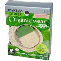 Physicians Formula Organic Wear 100% Natural Blush, Rosy Organics, 0.19 Ounce