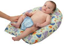 Leachco Safer Bather infant Bath Pad, Bubble Bay
