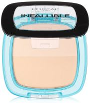 L'Oreal Paris Infallible Pro Glow Pressed Powder, Classic Ivory, 0.31 Ounce