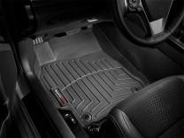 WeatherTech Custom Fit Front FloorLiner for Dodge Durango (Black)