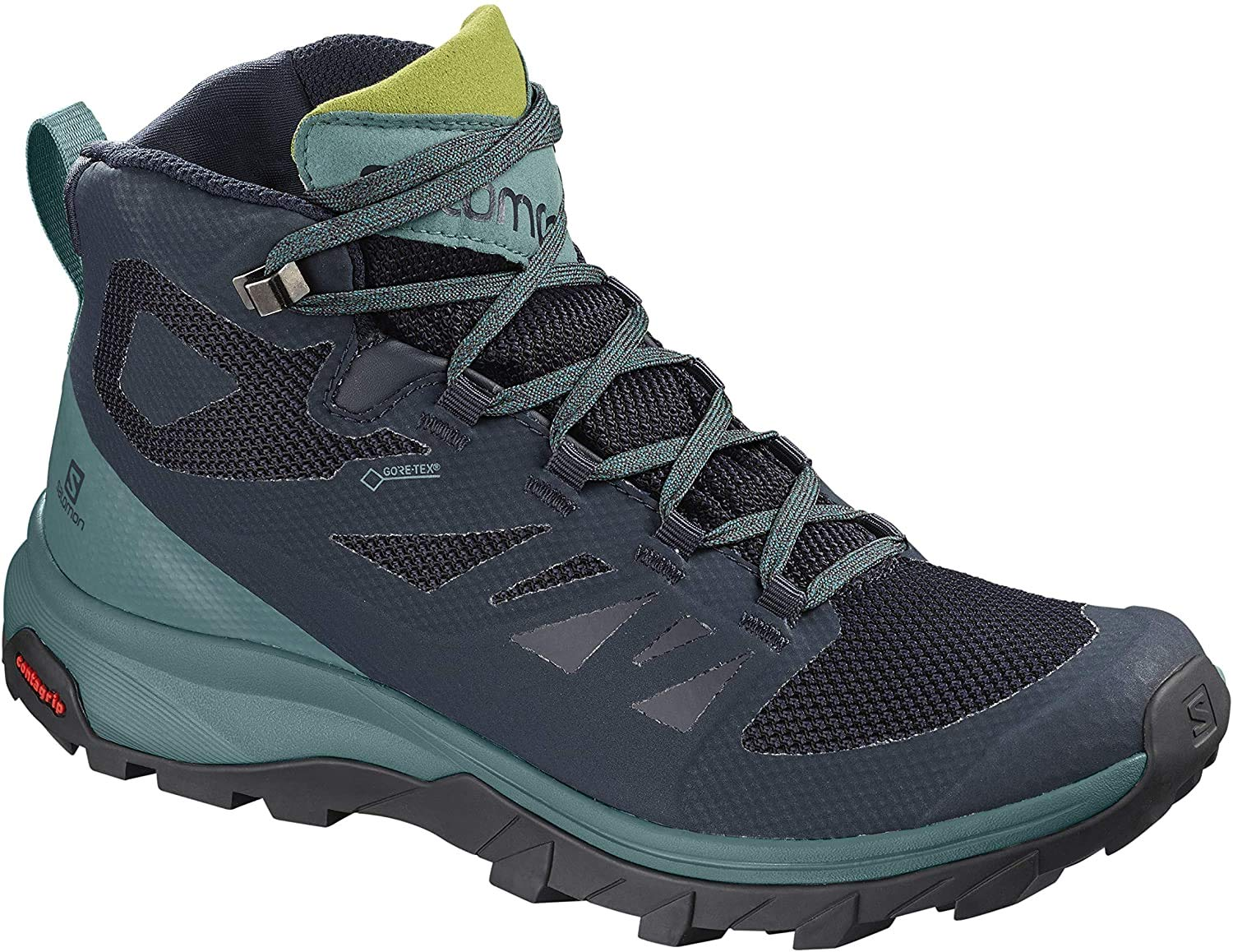Salomon Women's OUTline Mid GTX W Hiking Boots