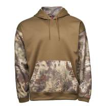 Kryptek Vulcan Camo Hoodie - Hunting & Casual wear, 3D Layered Camouflage