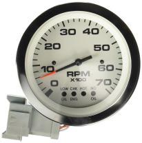 "Sierra International 64477Fp Lido Johnson/Evinrude Electric Tachometer, 3"""