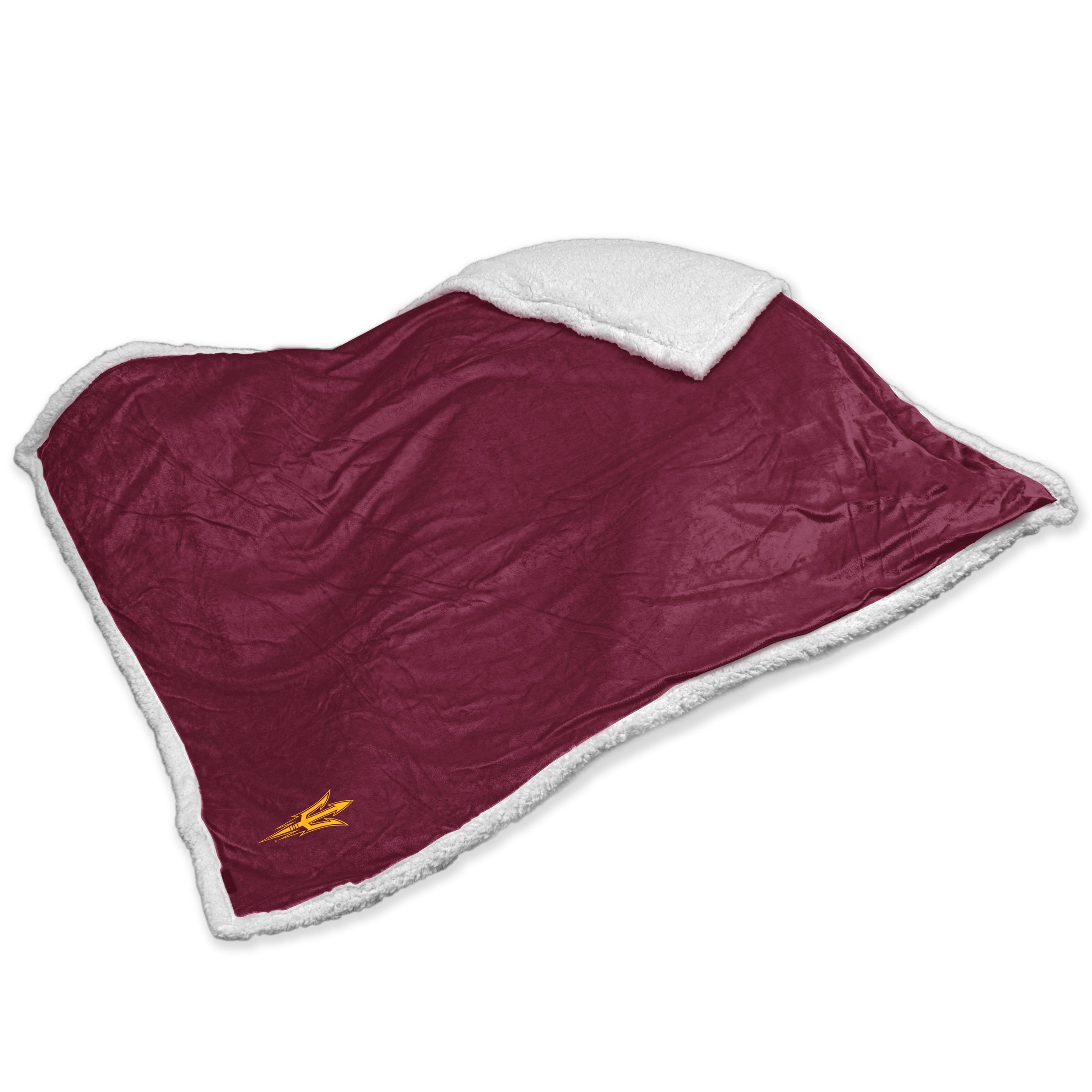 Logo Brands Officially Licensed NCAA Sherpa Throw, One Size