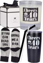 40th Birthday Gifts for Men, 40th Birthday, 40th Birthday Tumbler, 40th Birthday Decorations for Men, 40th Birthday Cup, Gifts for 40 Year Old Man, Turning 40 Year Old Birthday Gifts Ideas for Men