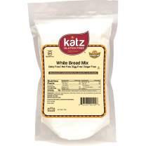 Katz Gluten Free White Bread Mix   Dairy, Nut and Gluten Free   Kosher (3 Packs, 24 Ounce Each)