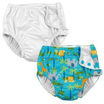 i play. by green sprouts Boys' Snap Reusable Swim Diaper