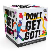 Don't Get Got, A Party Game About Completing Secret Missions And Not Getting Caught