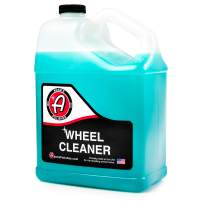 Adam's Wheel Cleaner (Gallon) - Wheel & Auto Detailing Cleaning Formula   Color Activates W/Brake Dust On Rims, Clear Coated, Polished, Painted & Plasti Dipped Wheels   Wash Kit Brush & Accessories