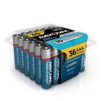 Rayovac AAA Batteries, Alkaline Triple A Batteries (36 Battery Count)