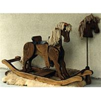 Woodworking Project Paper Plan to Build Rocking and Hobby Horse
