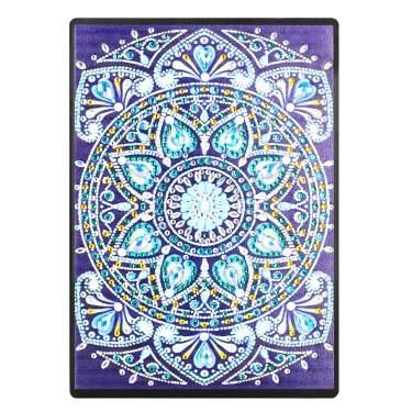 Lined 5D DIY Diamond Painting Notebook Butterflies