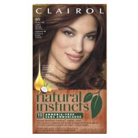 Clairol Natural Instincts Hair Color 13b, Spiced Cider, Light Warm Brown 1 Kit