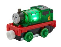 Fisher-Price Thomas & Friends Take-n-Play, Glow Racers Percy