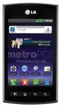 LG Optimus M+ Prepaid Android Phone (MetroPCS)