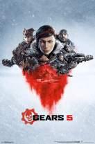 """Trends International Gears 5 - Key Art Wall Poster, 22.375"""" x 34"""", Premium Unframed"""