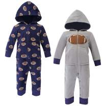 Hudson Baby Unisex Baby Fleece Jumpsuits, Coveralls, and Playsuits