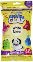 Darice 4 Ounce, Foamies Modeling Clay, White