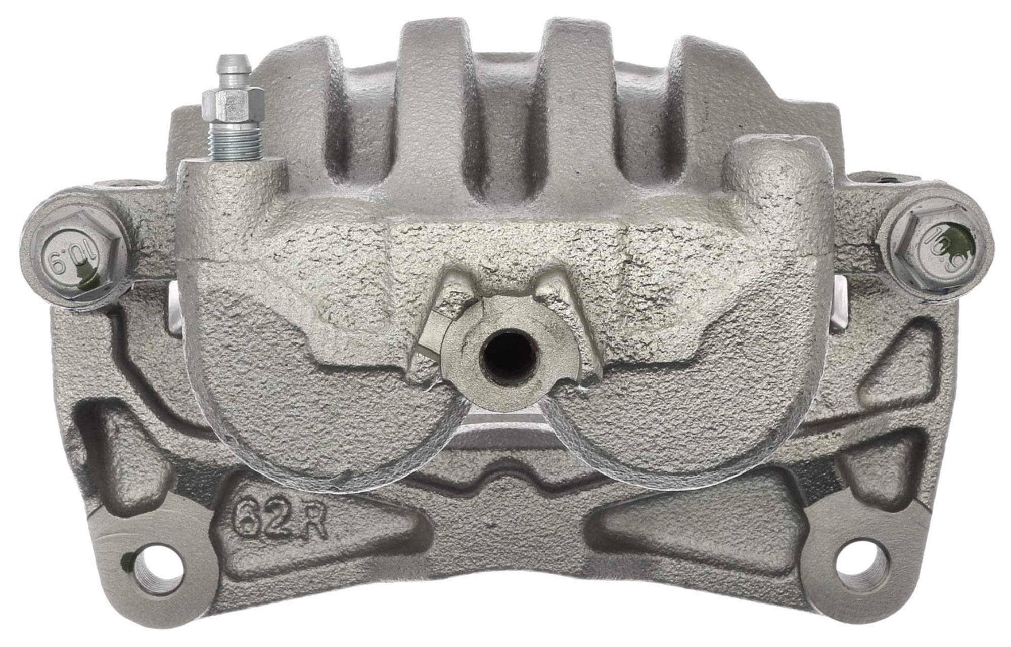 ACDelco 18FR2380C Professional Front Passenger Side Disc Brake Caliper Assembly without Pads (Friction Ready Coated), Remanufactured