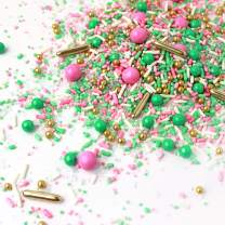 Signature Pink| White| Mint| Gold| Silver| Pastel| Ladies| Baby Shower| Gender Reveal Sprinkle Mix, 2OZ (sample size)