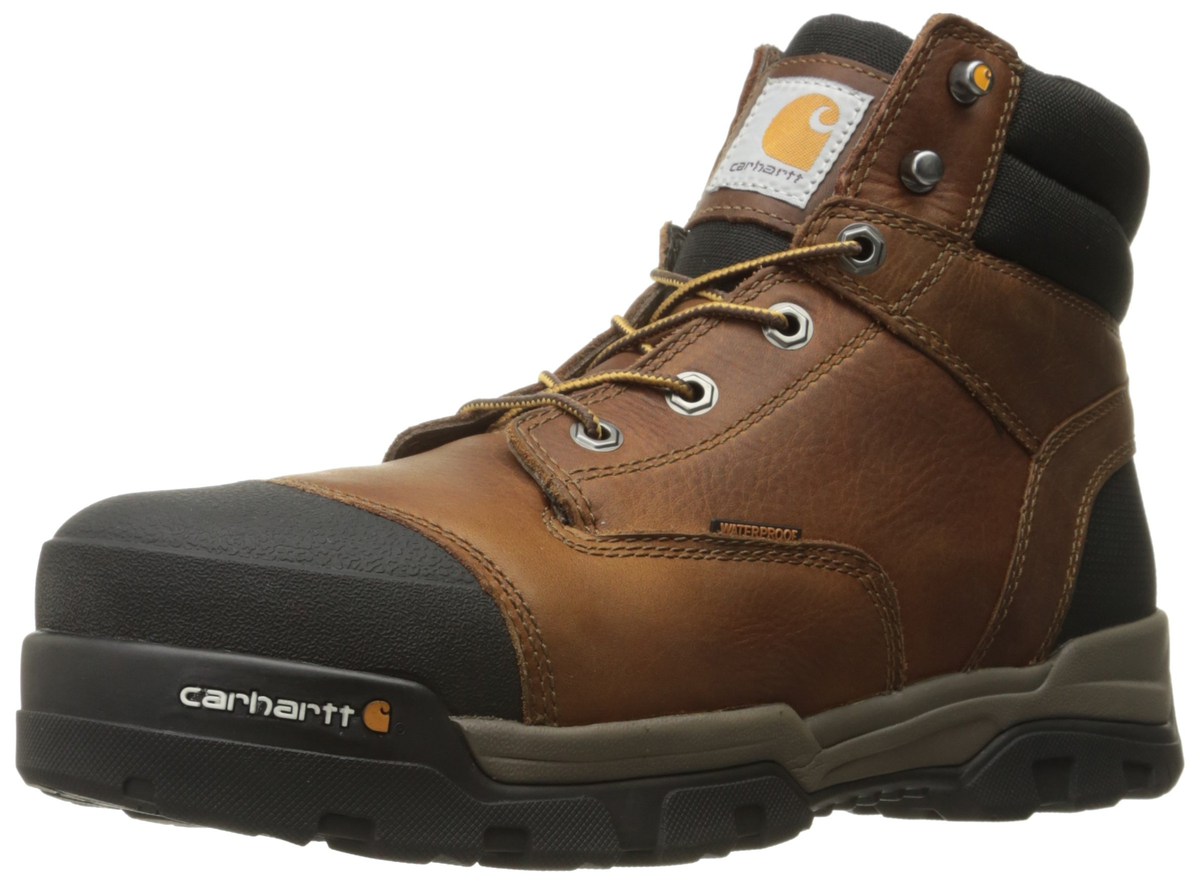 "Carhartt Men's 6"" Energy Waterproof Composite Toe CME6355 Industrial Boot"