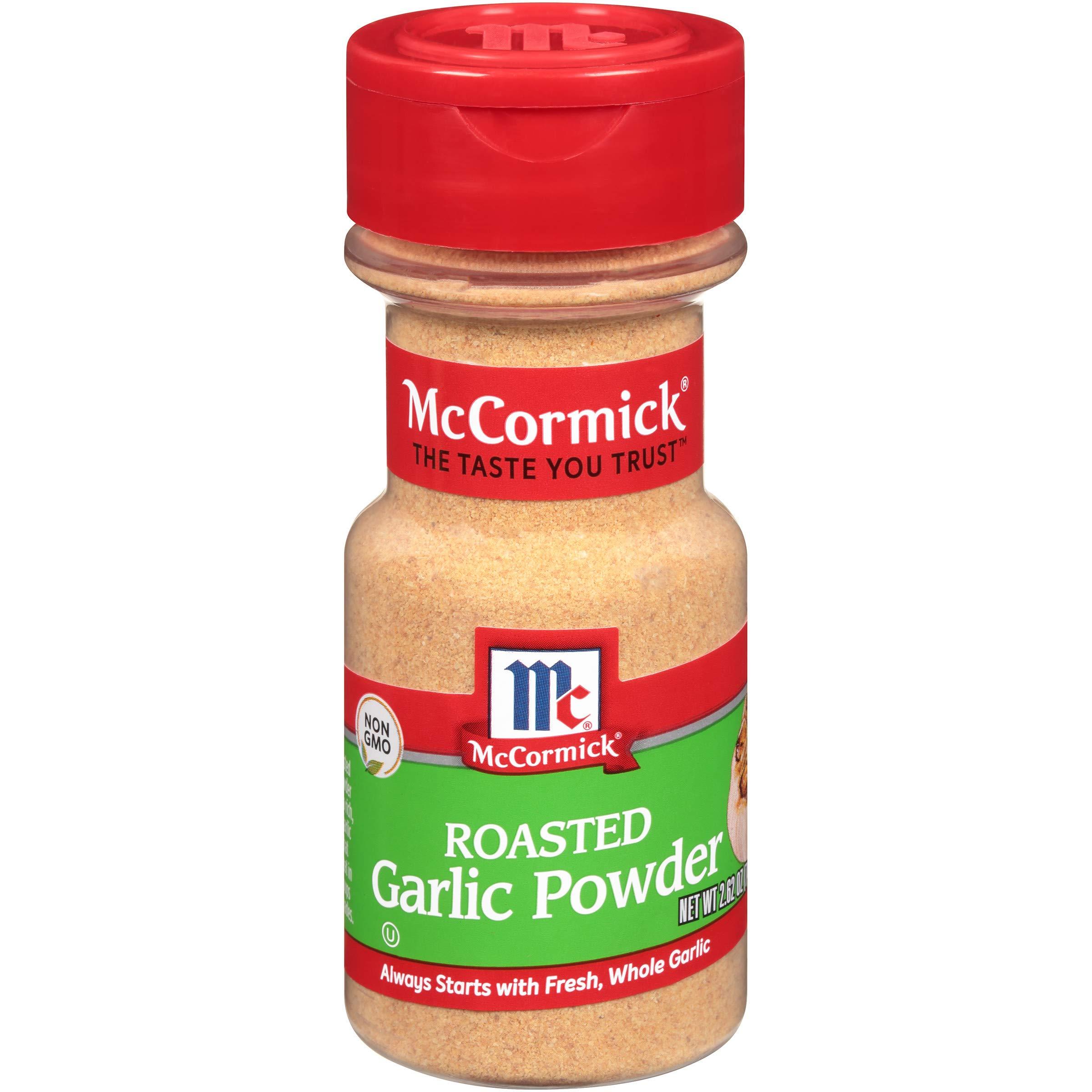 McCormick Roasted Garlic Powder, 2.62 oz