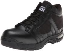 Original S.W.A.T. Men's Metro Air 5 Inch Side-zip Safety Tactical Boot, Black, 9 2E US