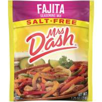 Mrs. Dash Seasoning Mix, Fajita, 1.25 Ounce (Pack of 12)