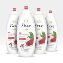 Dove go fresh Body Wash, Pomegranate and Lemon Verbena, 22 Fl Oz (Pack of 4)