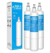 AQUACREST 4204490 Refrigerator Water Filter, Compatible with Sub Zero 4204490, 4290510(Pack of 3, Packaging May Vary)