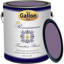 Retique It RFP-P128-KingsVineyard by Renaissance Chalk Finish Paint, 128oz (Gallon), King's Vineyard 33