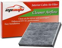 40 Pack - EPAuto CP285 (CF10285) Replacement for Toyota/Lexus/Scion/Subaru Premium Cabin Air Filter includes Activated Carbon