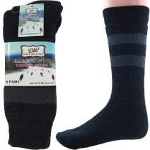 6 Pack Wool Winter Socks for Men and Women Soft Crew Walking Running Socks Debra Weitzner